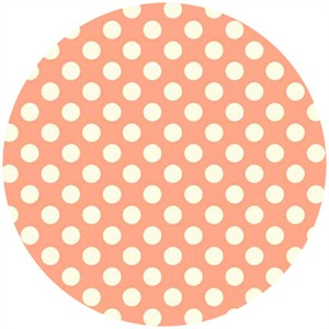 Makower UK, Polka Dot Salmon