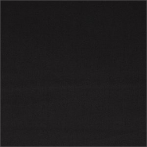 Birch Organic Fabrics, Mod Basics, Solid Black