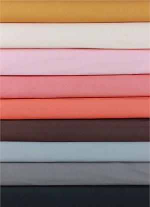 Birch Organic Fabrics, Mod Basics, Solids Pinks 9 Total