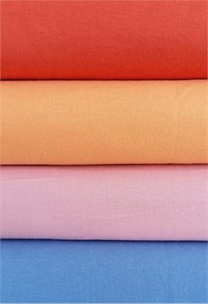 Birch Organic Fabrics, Mod Basics, KNIT, Solid Sweet 4 Total
