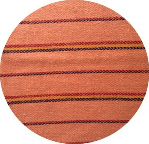 Mexican Import, Jerga, Stripe Peach
