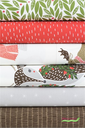 Moda, Merrily in FAT QUARTERS 6 Total