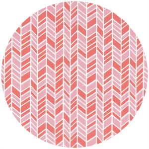 Michelle Engel Bencsko, House & Garden, Straw Hat Pink
