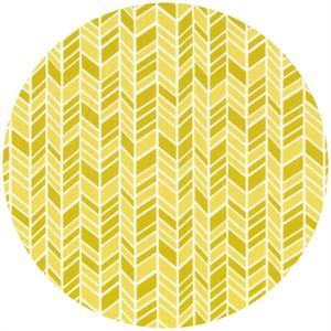 Michelle Engel Bencsko, House & Garden, Straw Hat Yellow