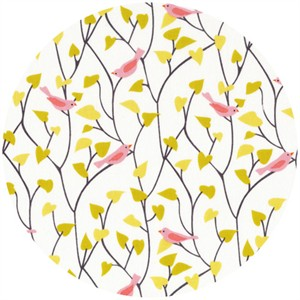 Michelle Engel Bencsko, House & Garden, Tweetly Tweet Pink