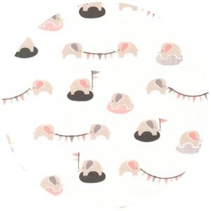 Michelle Engel Bencsko, Nursery, FLANNEL, Elefete Shell