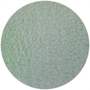 Minky Fleece, Double Sided, Solid, Mint