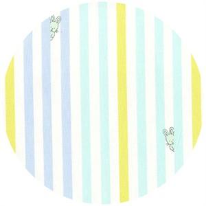 Michael Miller, Bunny Stripe Blue