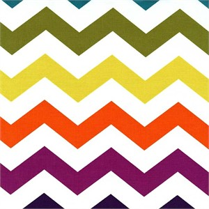 Michael Miller, Chic Chevron Jewel