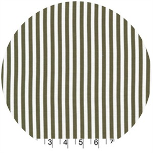 Michael Miller, Clown Stripe Olive