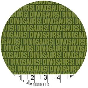 Michael Miller, Dino, Dinosaurs! Green