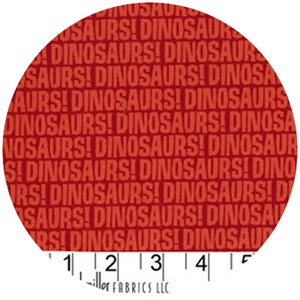 Michael Miller, Dino, Dinosaurs! Red