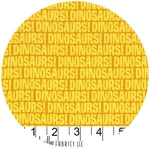 Michael Miller, Dino, Dinosaurs! Yellow