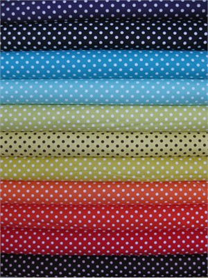 Michael Miller, Dumb Dot Sampler in FAT QUARTERS 11 Total