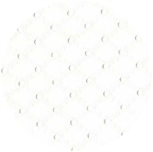 Michael Miller, Eyelet, Lattice Eyelet White