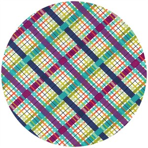Michael Miller, Lil' Bias Plaid Jewel