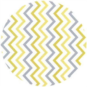 Michael Miller, Mini Chic Chevron Citron