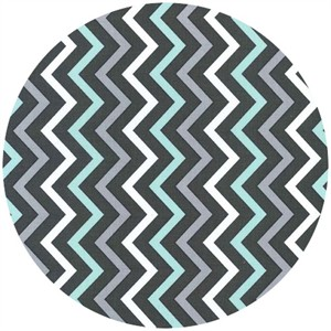 Michael Miller, Mini Chic Chevron Gray