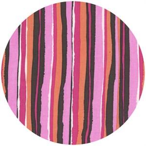 Michael Miller, Migration, Palm Stripe Pink
