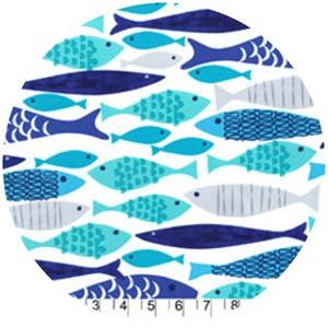 Michael Miller, Mod Fish, Mod Fish Blue
