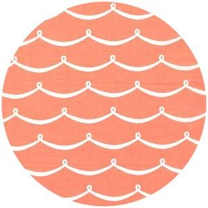 Michael Miller, Sea Buddies, New Wave Peach
