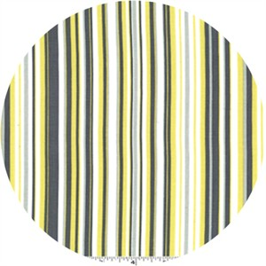 Michael Miller, Play Stripe Citron