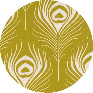 Michael Miller, Seedling, Peacock Plume Citron