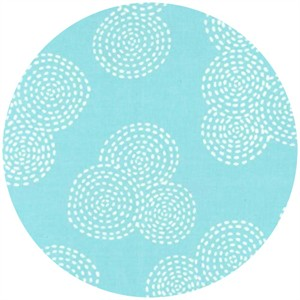 Michael Miller, Stitch Basics, Stitch Circle Ocean