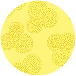 Michael Miller, Stitch Basics, Stitch Circle Sunny