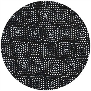 Michael Miller, Stitch Basics, Stitch Square Black