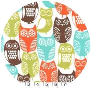 Michael Miller, Swedish Owls Brown