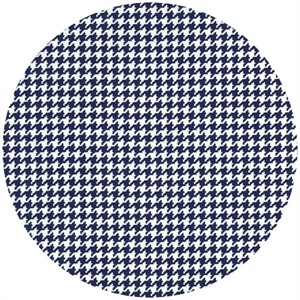 Michael Miller, Tiny Houndstooth Navy