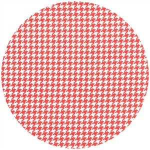 Michael Miller, Tiny Houndstooth Paprika