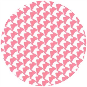 Michael Miller, Unicorn Houndstooth Pink