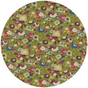 Momo, Avant-Garden, Linen, Poppin Poppies Clover