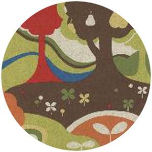 Momo, Avant-Garden, Linen, Scenic Fantasia Clover