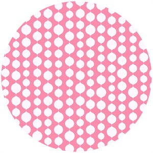 Mo Beddell, Full Moon Lagoon, Bubble Beads Pink