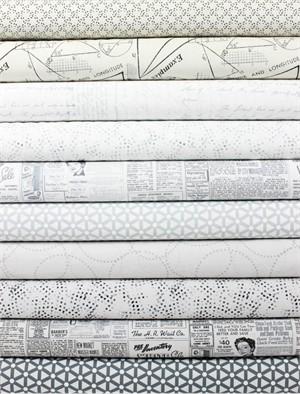 Moda, Background Paper in FAT QUARTERS 9 Total