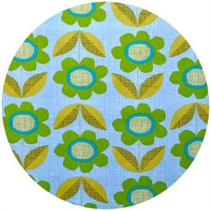 Monaluna, Havana, Organic, Blooms Blue