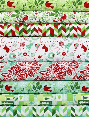 Moda, Jingle in FAT QUARTERS 8 Total