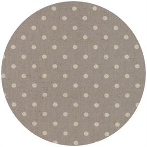 Momo, Linen Mochi Dot, Putty