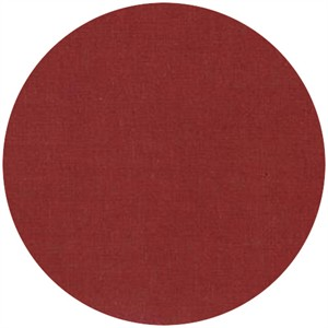 Momo, Linen Mochi Solids, Country Red