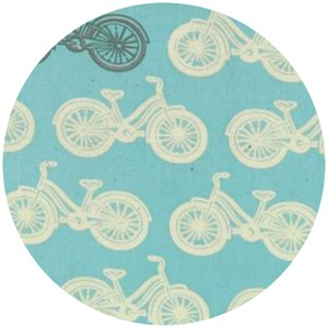 Moda, Little Things Organic, Bicycles Aqua