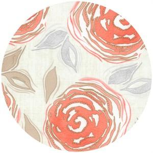 Moda, Modern Roses, Large Roses Persimmon