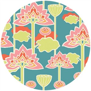 Monaluna, Raaga, KNITS, Lotus Blossom
