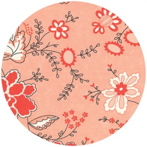 Moda, Table For Two, Romantic Floral Pink Rose