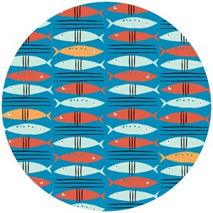 Monaluna, Under the Sea, Go Fish