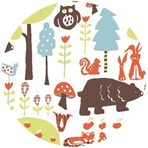 Monaluna, Woodland, KNITS, Swedish Forest