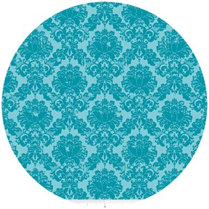 My Mind's Eye, Andrea Victoria, Damask Aqua