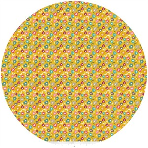 My Mind�s Eye, Unforgettable, Floral Yellow